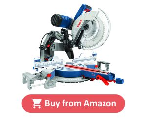 Bosch GCM12SD Compound Miter Saw—Best Workshop Saw product image