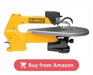 DEWALT DW 788 - Best Scroll Saw for the Money product image