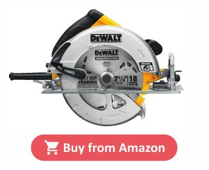 DEWALT DWE57SB - Best Circular Saw for woodworking product image