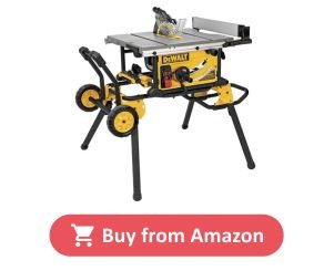 DEWALT DWE7491 – Best Table Saw For Hobbyist product image