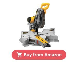 Dewalt DWS780 - Best Sliding Compound Miter Saw Product Image
