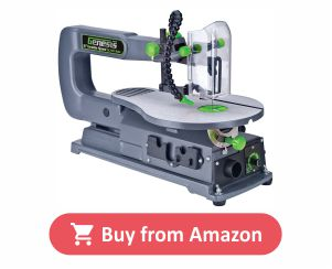 Genesis GSS160 - Best Scroll Saw for DIY product image