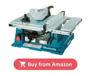 Makita 2075 Table Saw – Contractor Table Saw product image