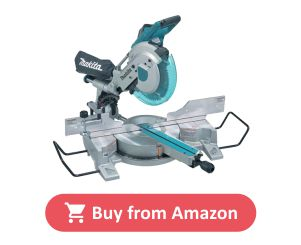 Makita LS1018 Dual Bevel Sliding Compound Miter Saw product image
