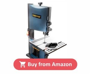POWERTEC BS900- Bench Top Band Saw product image