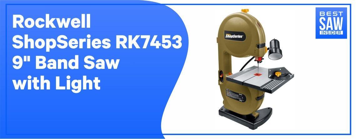 RK74539 - Best BandSaw for DIY