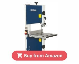Rikon 10-305 - Best Band Saw for Beginners product image