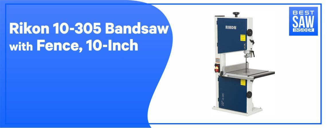 Rikon 10-305 - Best Band Saw for Beginners