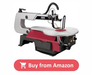 SKIL 3335- 02 - Best Scroll Saw for Crafts product image