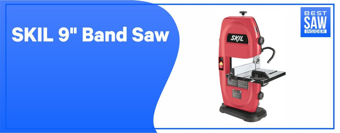 SKIL 3386-01 - Best Band Saw for Wood