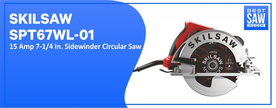 SKILSAW SPT67WL-01 – Sidewinder Circular Saw