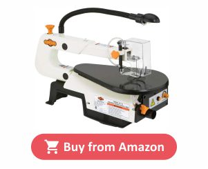Shop Fox 1713 - Best Scroll Saw for Metal product image