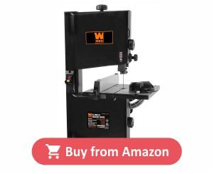 WEN 3959 2.5 Ampere, 9 inch- Bench top Band Saw product image