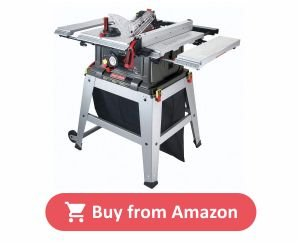 Craftsman 21807 - Best Table Saw for Beginners product image
