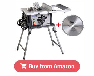 Dobetter DBTS 10 - Best Portable Table Saw product image