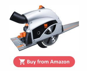 WEN 36055 - Plunge Cut Circular Track Saw product image