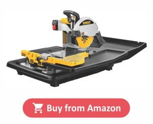 Dewalt D24000 - Best Tile Saw for Marble product image