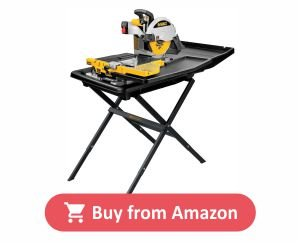 Dewalt D24000S - Best Tile Saw for the Money product image