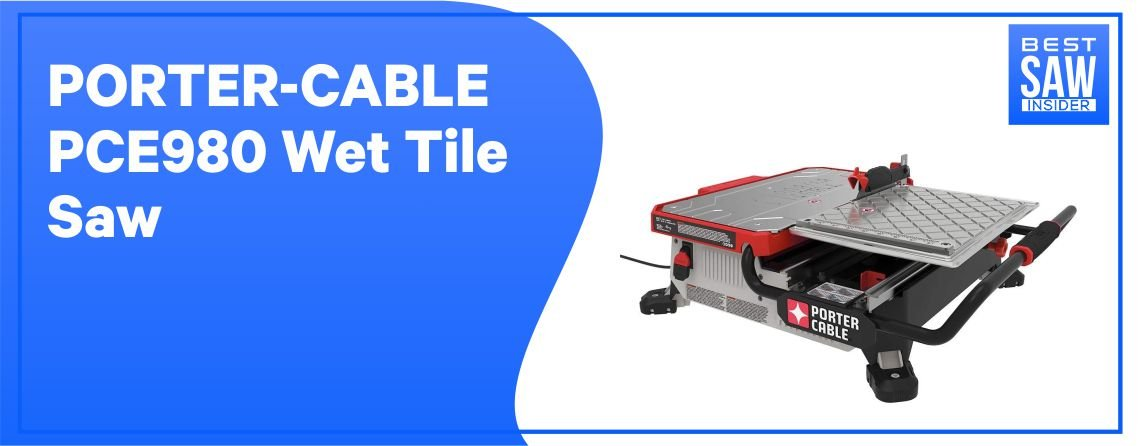 Porter Cable PCE980 - Best Tile Saw under $200