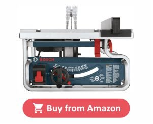 Bosch Jobsite Table Saw GTS1031 product image