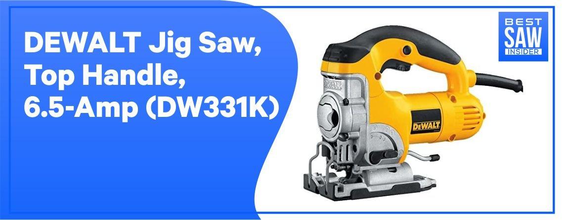 DeWalt DW331K 6.5 Amp Jigsaws