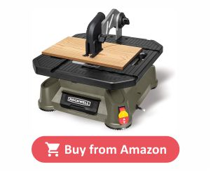 Rockwell Blade Runner X2 Portable Table Top Saw