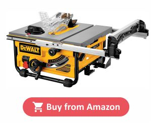 DeWalt DW745 - Compact Jobsite Table Saw product image