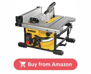 DeWalt DW7485 - Best Table Saw for Home Shop product image